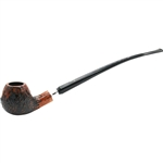 Nording Rustic Churchwarden Briar Pipe