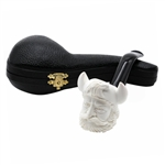 Viking Block Meerschaum Pipe