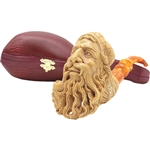 Baglan Dunhill Colored Block Meerschaum Pipe