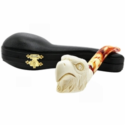 Eagle Beak Block Meerschaum Pipe