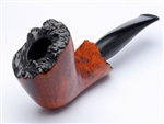 Polished Grain Freehand Briar Pipe