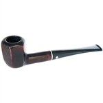Small Silver Ring Italian Briar Pipe
