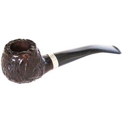 Small Apple Italian Briar Pipe