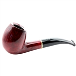 9mm Luca Vanetti Billiard Italian Briar Pipe