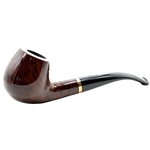 German Colton Billiard 9mm Briar Pipe