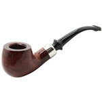 Small Short Billiard Italian Briar Pipe