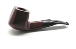 Unique 4 Panel Sides Briar Pipe