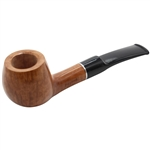 Italian Billiard Briar Pipe