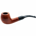 Apple 9mm Briar Pipe