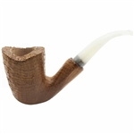 9mm Italian Freehand Briar Pipe