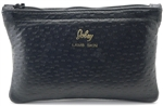 Jobey Zipper Peccary Tobacco Pouch - Large