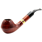 Royal Whale Band Italian Briar Pipe