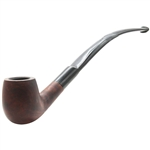 9mm Royal Churchwarden Italian Briar Pipe