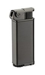 Vector KGM Rapidash Butane Pipe Lighter with Tamper - Gunmetal Satin