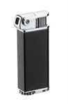Vector KGM Rapidash Butane Pipe Lighter with Tamper - Black Matte