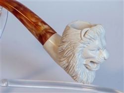 Standard Lion Meerschaum Pipes