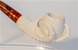 Standard Claw Meerschaum Pipes