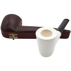 Cottom's Choice Smooth Meerschaum Pipe