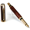 Baron Fountain Pen - Cocobolo