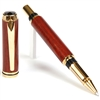Baron Rollerball Pen - Bloodwood