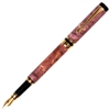 Classic Fountain Pen - Purple Maple Burl