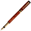 Classic Elite Fountain Pen - Amboyna Burl
