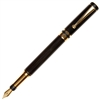 Classic Elite Fountain Pen - Blackwood