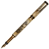 Classic Elite Fountain Pen - California Buckeye Burl