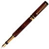Classic Elite Fountain Pen - Cocobolo