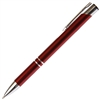 B201 Series Promotional Click Pencil with a Red aluminum body - Lanier Pens