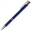 B202 Series Promotional Click Pencil with a Blue aluminum body - Lanier Pens