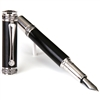 Majestic Fountain Pen - Blackwood
