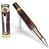 Majestic Rollerball Pen - Purple Maple Burl