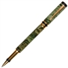 Classic Elite Rollerball Pen - Green Maple Burl