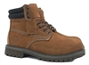 "Jacata 6"" nubuck boot Brown 8602"