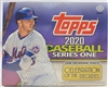 *Live From Dallas* 2020 Topps Series 1 Baseball Jumbo Box Break