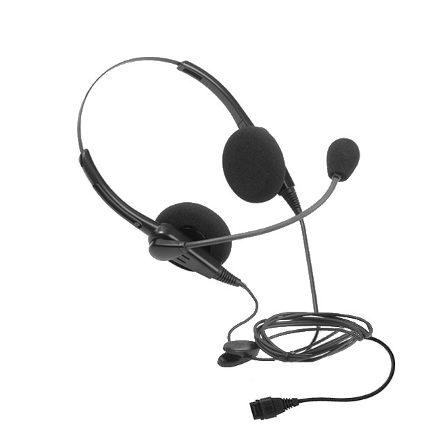 Chameleon 2002 Pro Binaural Telephone Headset