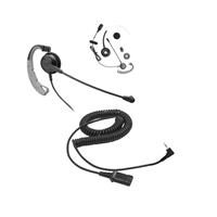 Chameleon 2302 Convertible Telephone Headset w/ 2.5mm Cord