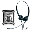 Chameleon Dual Ear Headset & Amplifier Combo