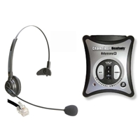 Chameleon 2003M ECO Noise Canceling Headset & Amplifier Combo