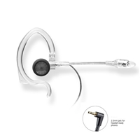 Chameleon Clearcel 2.5mm Mobile Headset