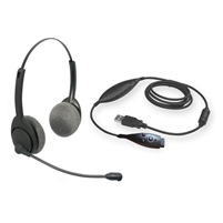 Chameleon 2012 AIR Noise Canceling USB Headset