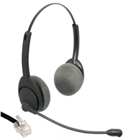 Chameleon 2012 AIR Noise Canceling Headset - Avaya HIC