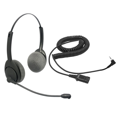 Chameleon 2012 AIR Noise Canceling Headset - 2.5mm