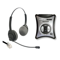Chameleon 2012 AIR Noise Canceling Headset - w/ Amp