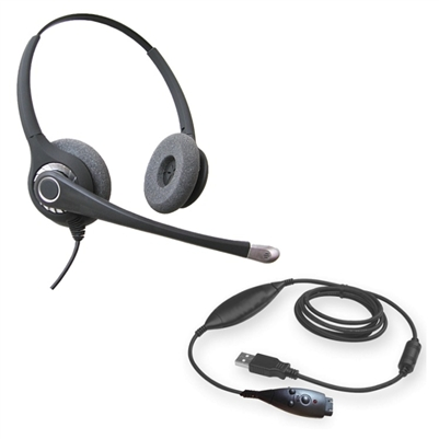 Chameleon 2022 FLEX Noise Canceling USB Headset