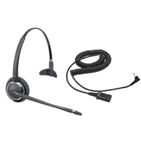 Chameleon 2031 MAX Noise Canceling Headset - 2.5mm