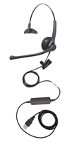 Chameleon 2014 Lite Weight Single Ear USB Headset