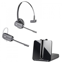 Plantronics CS545-XD Wireless Headset (Unlimited Talk Time)