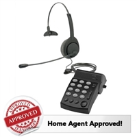Air Series Noise Canceling Headset Telephone